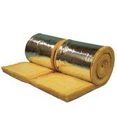 Rouleau de laine de verre à languettes Isover Rollisol 15 cm 9,6 m² R=3,75 2x800x60 cm