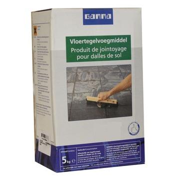 Mortier de jointoyage pour sol GAMMA 5 kg gris