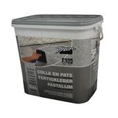 Colle en pâte pour briques de parement 15 kg gris