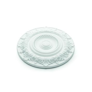 Decoflair rozet pu m67 ø500mm wit