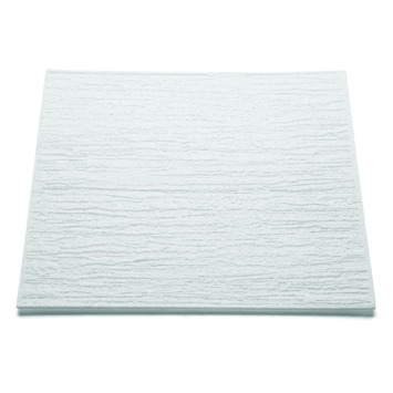 Decoflair plafondtegel t80 6mm 50x50cm wit 2 m²