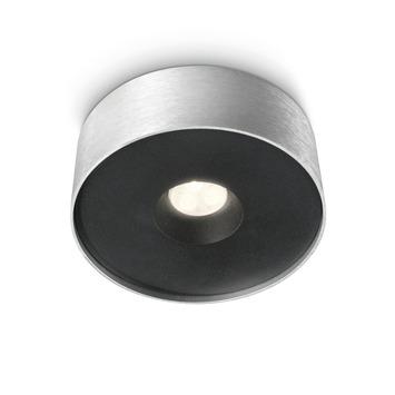 Plafonnier led Syon Philips Ledino aluminium