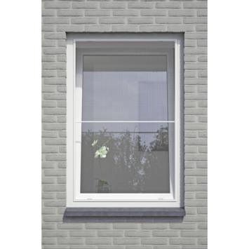 Moustiquaire pour fenêtre Easykit 1717 Fikszo 80x100 cm blanc