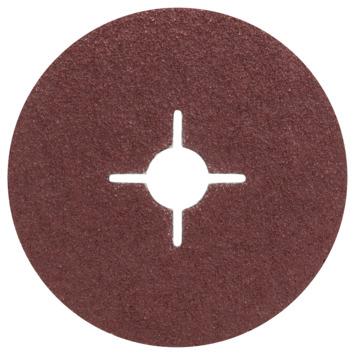 Disque abrasif sur fibre Bosch G36 125 mm 5 pièces