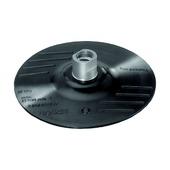 Bosch steunschijf haakse slijper rubber 125 mm klit