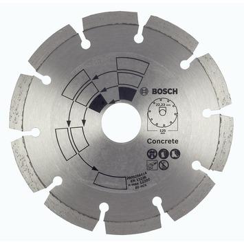 Bosch diamantslijpschijf 125 mm beton