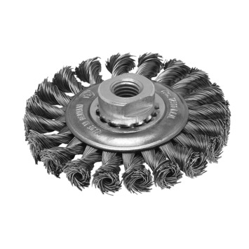 Brosse en acier Bosch 100 mm