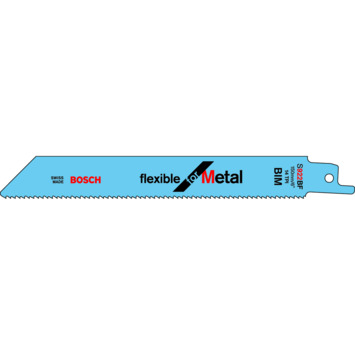 Bosch reciprozaagblad S922BF 2 stuks