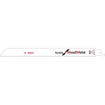 Bosch reciprozaagblad S1122HF 228 mm