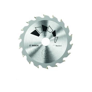 Bosch cirkelzaagblad HM T18 16 mm 130x20