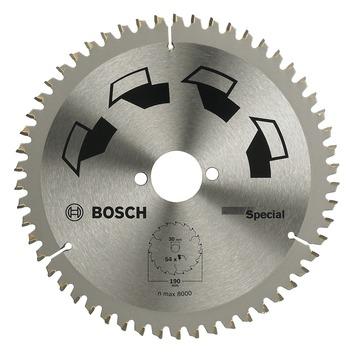 Bosch cirkelzaagblad SP T18 16 mm 130x2x20