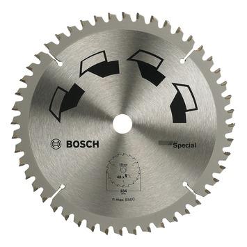 Bosch cirkelzaagblad SP T24 184x2x16
