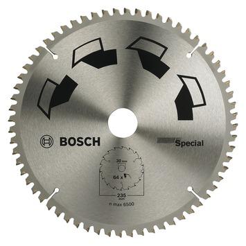 Bosch cirkelzaagblad SP T64 235x2x30