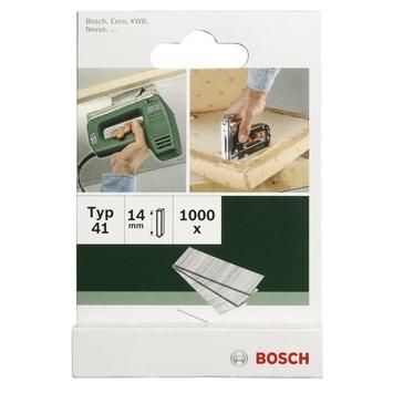 Pointe type 40 Bosch 14 mm 1000 pièces