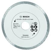 Bosch doorslijpschijf 125 mm tegel