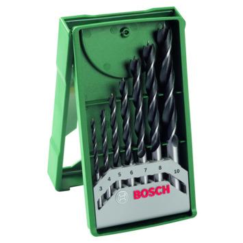Bosch houtborenset 7-delig