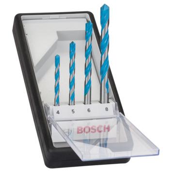 Jeu de mèches multi Bosch Pro 4 pièces