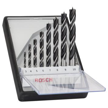 Bosch Pro houtborenset 8-delig