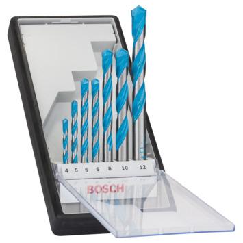 Jeu de mèches multi Bosch Pro 7 pièces