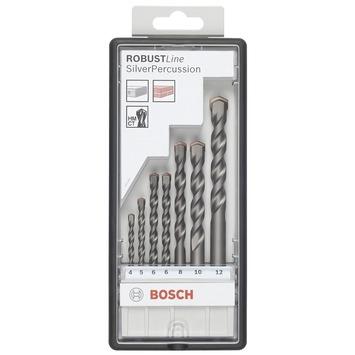 Jeu de mèches à pierre Bosch Pro 7 pièces