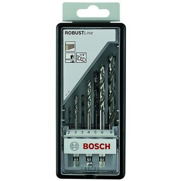 Bosch Pro houtborenset 7-delig
