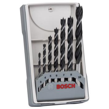 Bosch Pro houtborenset basis 7-delig