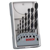 Jeu de base mèches à bois Bosch Pro 7 pièces