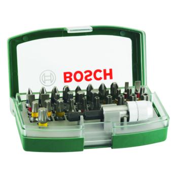 Jeu d'embouts de vissage Bosch 32 pièces