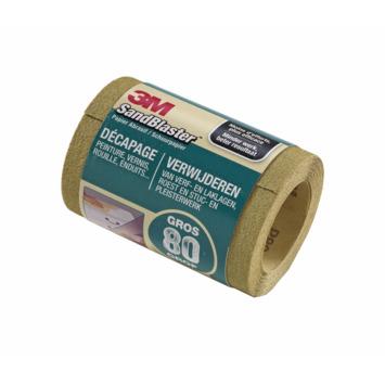 3M SandBlaster schuurpapier op rol P80 groen 5 m