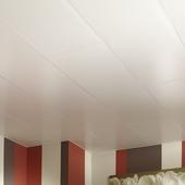 Lambris en PVC Easytop Grosfillex 3,36 m² blanc satiné