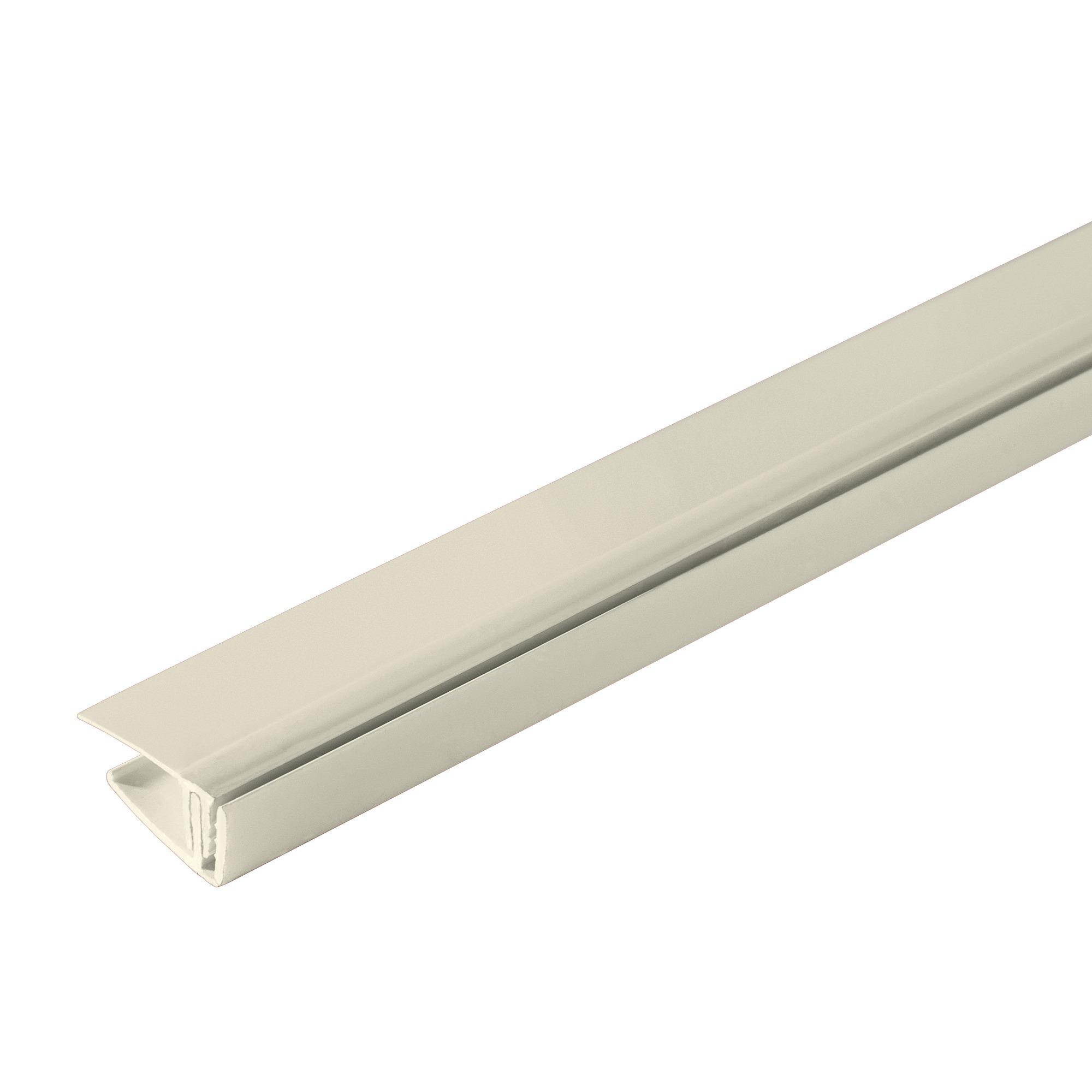 Grosfillex start eindprofiel 5 8 mm cotton 260 cm for Easyfix behang
