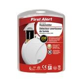 Détecteur de fumée First Alert avec pile back-up SA730CE