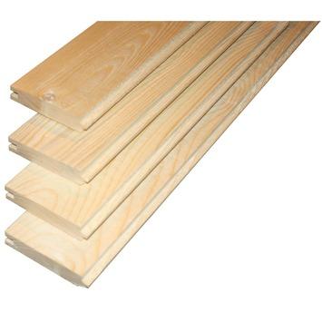 lame de plancher en sapin 17x88 mm 360 cm 5 pi ces sols en bois massif. Black Bedroom Furniture Sets. Home Design Ideas