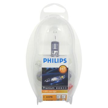 Philips autolampenset Premium H1