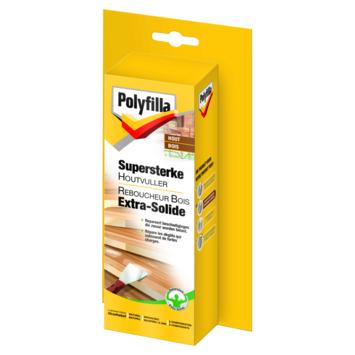 Reboucheur bois extra solide Polyfilla naturel 200 g