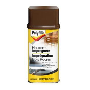 Imprégnation bois pourri Polyfilla 250 ml