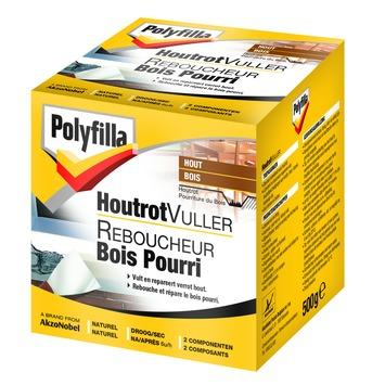 Polyfilla houtrotvuller naturel 500 g