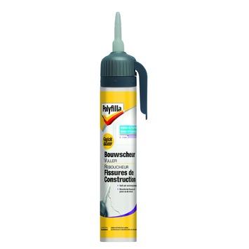 Polyfilla Quick & Easy bouwscheurenvuller gebroken wit 300 g