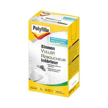 Polyfilla binnenvulmiddel wit 500 g