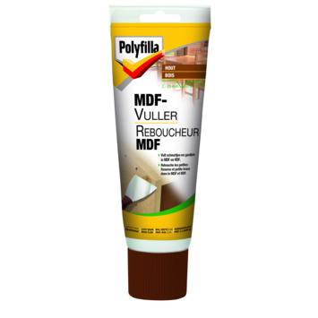 Polyfilla MDF-vuller lichtbruin 330 g