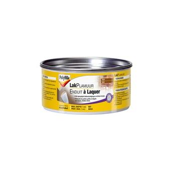 Polyfilla lakplamuur wit 400 g