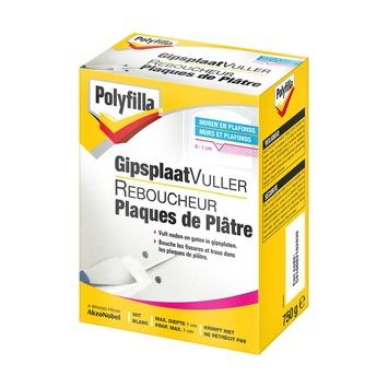 Polyfilla gipsplaatvuller poeder wit 750 g