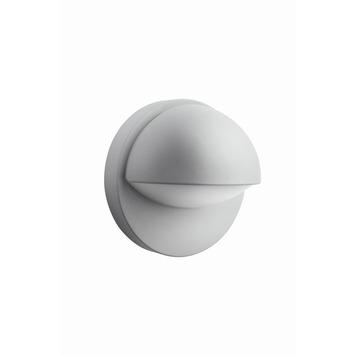 Applique extérieure June Philips ampoule économique E27 12W 741 lumens gris