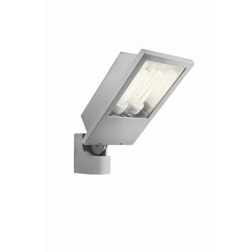 Projecteur Botanic Philips 2 ampoules économiques E27 23W 2860 lumens gris