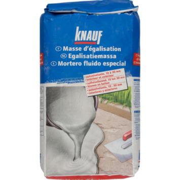 Masse d'égalisation Knauf 25 kg