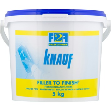 Knauf F2F filler to finish 5 kg