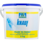 Filler to finish F2F Knauf 5 kg