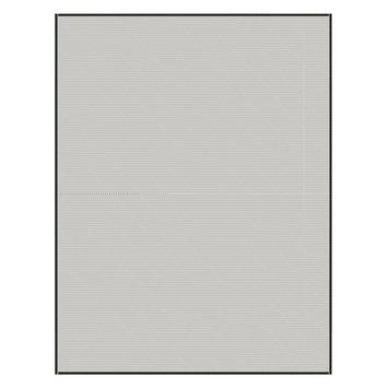 Toile moustiquaire avec velcro Fikszo 130x150 cm noir
