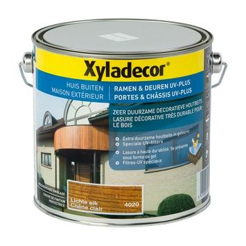 Xyladecor Ramen en deuren anti UV filter lichte eik 2,5 l