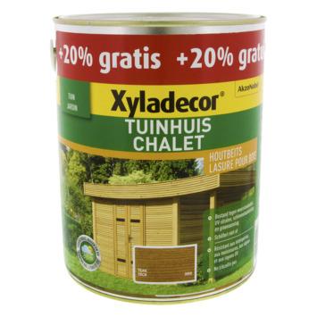 Xyladecor tuinhuisbeits teak 2,5+0,5 L
